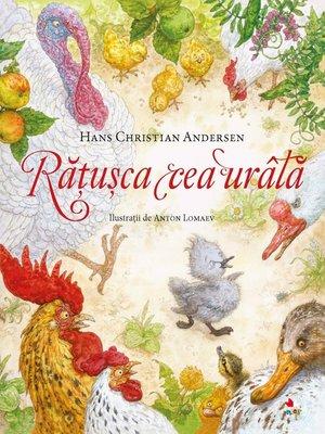 cover image of Rățușca cea urâtă