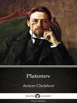 cover image of Platonov by Anton Chekhov