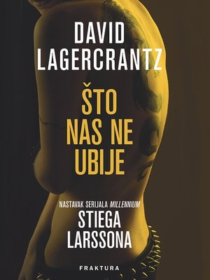 cover image of Što nas ne ubije
