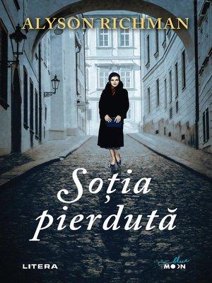 cover image of Sotia pierduta