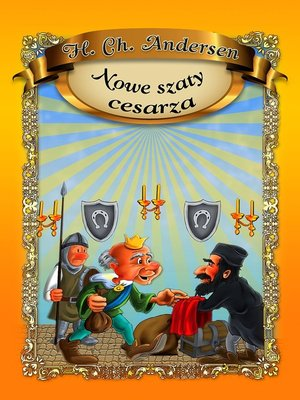 cover image of Nowe szaty cesarza