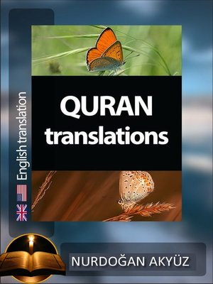 cover image of Quran Translations
