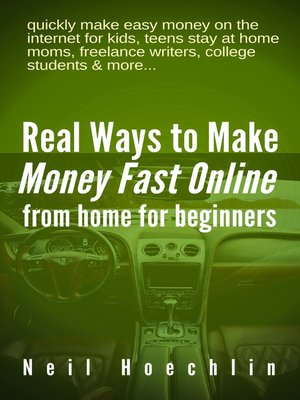 real ways to make money online fast real ways to make money fast online from home for 4443