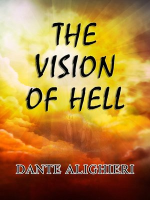cover image of The Vision of Hell