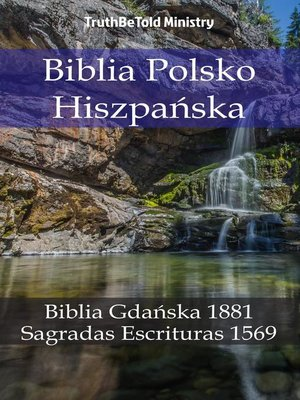 cover image of Biblia Polsko Hiszpańska