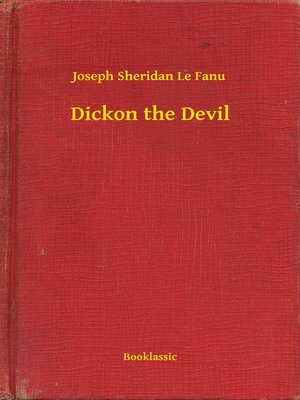 cover image of Dickon the Devil