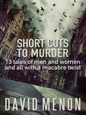 cover image of Short Cuts to Murder