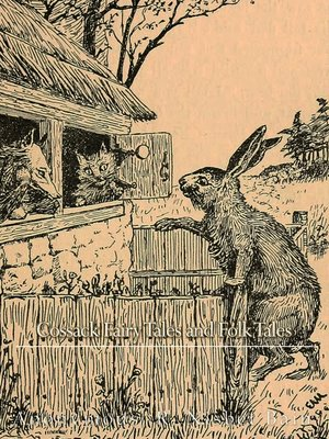 cover image of Cossack Fairy Tales and Folk Tales