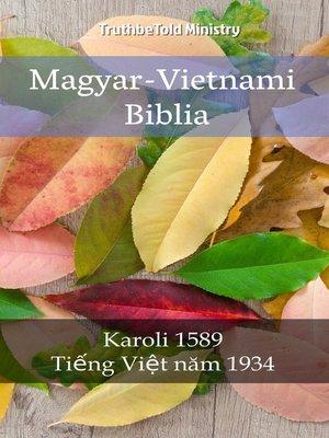cover image of Magyar-Vietnami Biblia