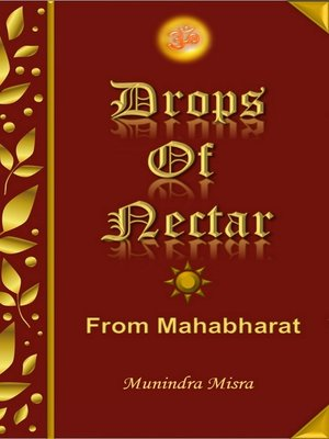 cover image of Drops of Nectar
