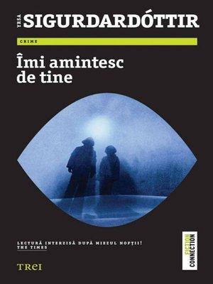 cover image of Îmi amintesc de tine
