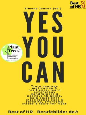 cover image of Yes You Can