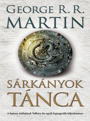 cover image of Sárkányok tánca