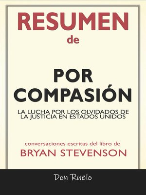 cover image of Resumen de Por Compasión