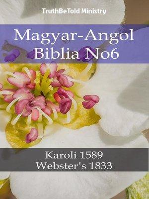 cover image of Magyar-Angol Biblia No6