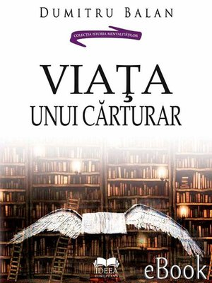 cover image of Viața unui cărturar