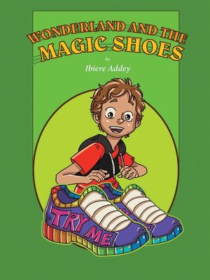 cover image of Wonderland and the Magic Shoes