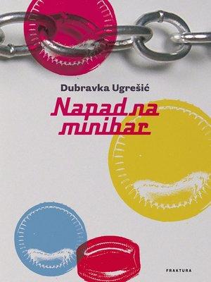 cover image of Napad na minibar