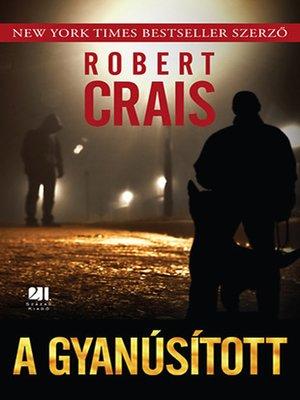 cover image of A gyanúsított