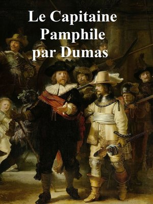cover image of Le Capitaine Pamphile