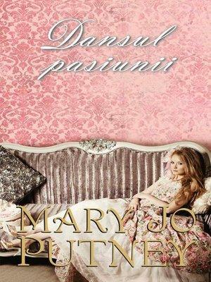 cover image of Dansul pasiunii