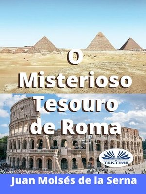 cover image of O Misterioso Tesouro De Roma