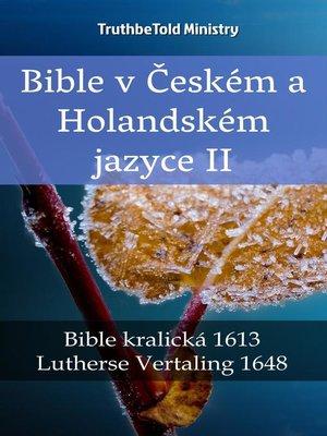 cover image of Bible v Českém a Holandském jazyce II
