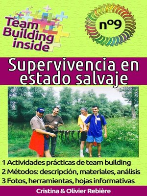 cover image of Team Building inside n°9 - Supervivencia en estado salvaje