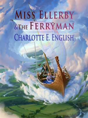 cover image of Miss Ellerby and the Ferryman