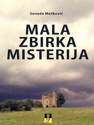 cover image of Mala zbirka misterija