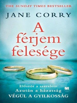 cover image of A férjem felesége