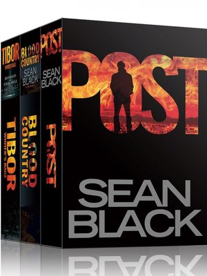 cover image of 3 Action-Packed Byron Tibor Thrillers: Post; Blood Country; Winter's Rage