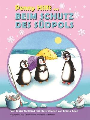 cover image of Penny Hilft Beim Schutz Des Südpols