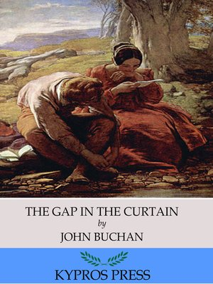 cover image of The Gap in the Curtain