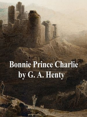 cover image of Bonnie Prince Charlie