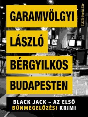 cover image of Bérgyilkos Budapesten