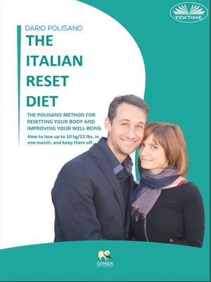cover image of The Italian Reset Diet