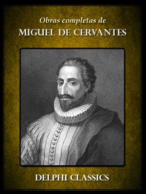 cover image of Obras Completas de Miguel Cervantes