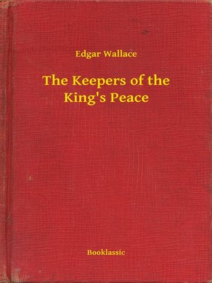 cover image of The Keepers of the King's Peace