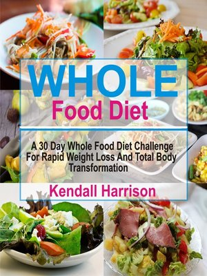 cover image of Whole Food Diet
