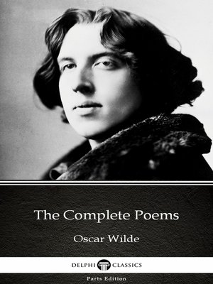 cover image of The Complete Poems by Oscar Wilde