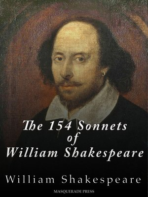 cover image of The 154 Sonnets of William Shakespeare