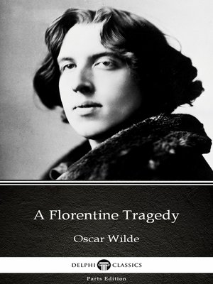 cover image of A Florentine Tragedy by Oscar Wilde