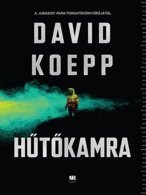 cover image of Hűtőkamra