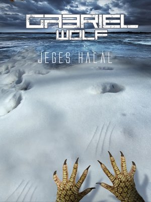 cover image of Jeges halál