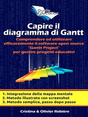 cover image of Capire il diagrama di Gantt