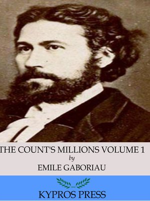 cover image of The Count's Millions Volume 1: Pascal and Marguerite