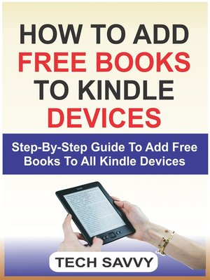 cover image of How to Add Free Books to Kindle Devices