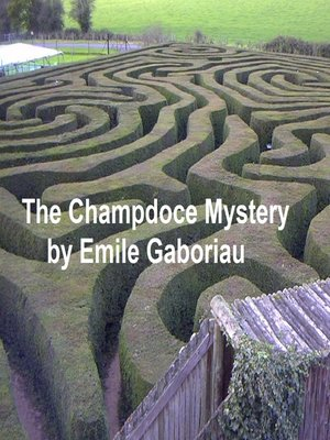 cover image of The Champdoce Mystery