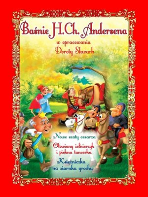 cover image of Baśnie H. Ch. Andersena